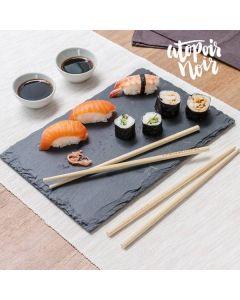 Sushi set Atopoir Noir (7 delar)