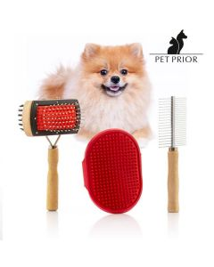 Hundbortset Collection Pet Prior (3 delar)