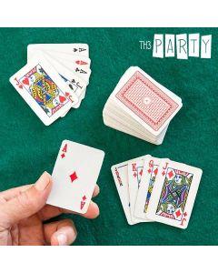 Pokerkort Mini Th3 Party