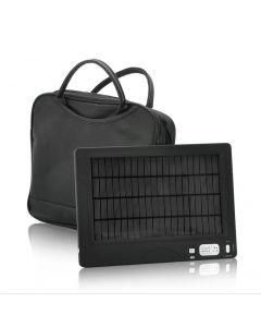 Bärbart högkapacitetsbatteri med solcellsladdare 54500 mAH