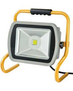 Brennenstuhl Mobile Chip LED Light, LED-arbetslampa, 80W, 6400K, 5600lm,