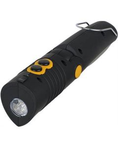 Brennenstuhl handhållen arbetslampa, 8+5xSMD LED med integrerat lithium-
