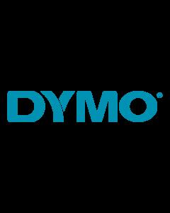 DYMO D1 Durable 12 mm x 3 M, Black on Orange