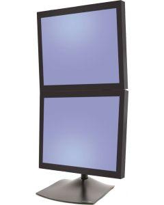 Ergotron bordsstativ för 2 monitorer vertikalt