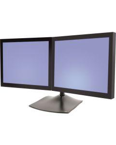 Ergotron bordsstativ för 2 monitorer horisontellt