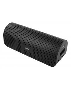 Kraftfull Bluetooth högtalare / Bergssprängaren, 7h batteri, v4.0, NFC, 7h, 10m, microSD, svart