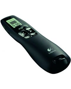 Logitech Professional Presenter R700, trådlös, 2.4GHz, LCD, svart