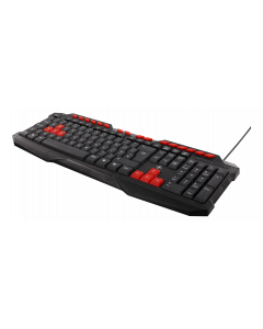 DELTACO GAMING keyboard, anti-ghosting but UK layout