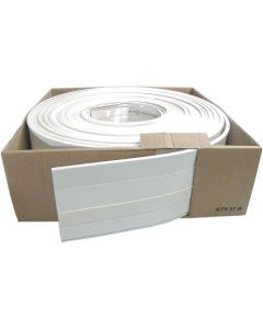 Minikabelkanal på rulle 20m, vit, 7x12mm