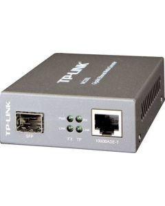 TP-LINK, Fiber SFP - TP(RJ45), 1000 Mbps, 15km