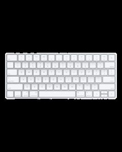 Apple Magic tangentbord, US English, bluetooth, lightning, alu/vit