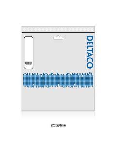 DELTACO U/FTP Cat6a patchkabel, LSZH, 7m, vit