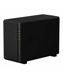Synology Network Video Recorder NVR1218, 12 Channels, 1080p, USB, COM,