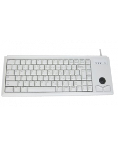 Cherry Compact Keyboard, kompakt tangentbord med trackball, US layout,