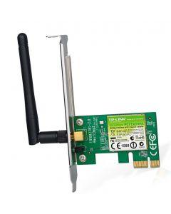 TP-LINK trådlöst nätverkskort, 150Mbps, PCIe, 802.11b/g/n