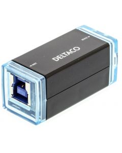 DELTACO USB 3.0 förlängare, aktiv, max 3m
