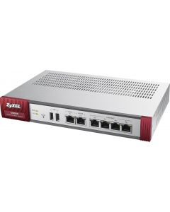 ZyXEL USG 60 Firewall Appliance 10/100/1000, 4x LAN/DMZ, 2x WAN