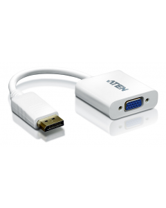 ATEN DisplayPort to VGA adapter, Up to 1920x1200