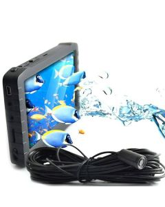 DVR vattentät inspektionskamera, undervattenskamera, 15m, MicroSD