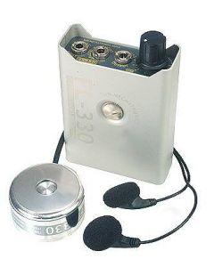 FL-330 - Professionell väggmikrofon med dubbelsidig mikrofon