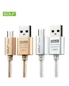 Golf USB kabel för iPhone - 3 meter!