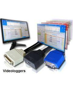 Hårdvarubaserad videologger - Övervakar datorns aktivitet