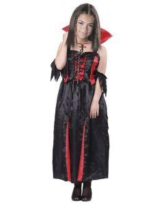 Maskeraddräkt Vampiress