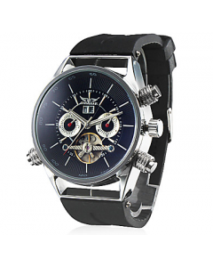 Mekanisk Automatisk Elegant Armbandsklocka