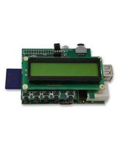 Raspberry PI I/O Board LCD Display