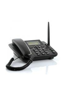 GSM bordstelefon för samtal och sms