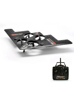Stealth Drone Radiostyrd Quadcopter