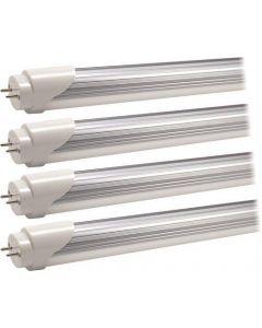 Ultron save-E LED-lysrör, G13, 18W, 100-240V, 120cm, 4000K, varmvitt lju