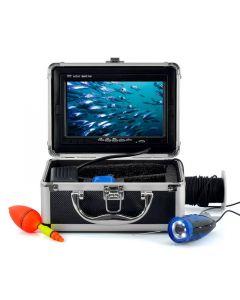 Undervattens båt & fiskekamera 7tums skärm, 15m