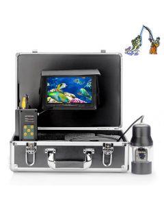 Undervattenskamera med 360graders roterande kamera med inspelning