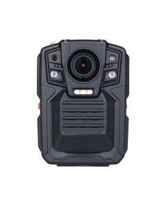 FullHD+ 1296P Kroppskamera, 170°, IR-nightvision, IP68, 128 GB, WDR, laddstation, 2x batterier