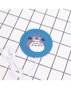 Söt usb-koppvärmare med Totoro-motiv