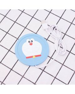 USB koppvärmare med sött Doraemon-motiv