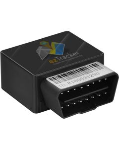 ezTracker OBD II GPS Tracker, plug & play spårsändare