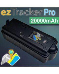 ezTracker Pro20 med 1 års gratis Fleet