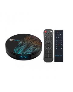Android Smart TV Box HK1MAX, 64GB, Bluetooth, HDMI, Fjärrkontroller