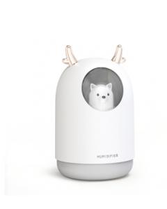 Liten Luftfuktare, USB, Ultraljud, Hund