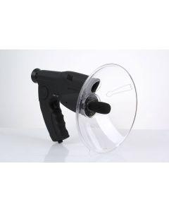 Orbitor parabolmikrofon med 8x inbyggd kikare