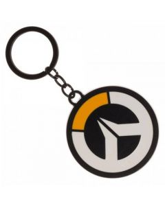 Overwatch nyckelring, metall