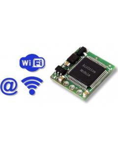 Kriminalteknisk AirDrive Keylogger modul Pro, USB, WiFi,16MBflash, Email, Live data