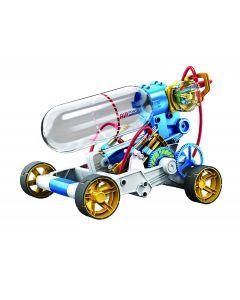 Luftdriven bil, lärorikt byggkit, 10 år+