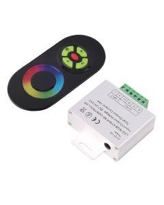 Fjärrkontroll med Touch kontroll för RGB LED-Lister