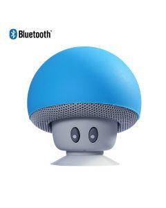 Mini Bluetooth högtalare Svampen (Blå)