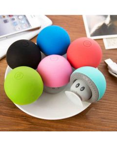 Mini Bluetooth högtalare Svampen (Grön)