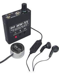 Professionell Japansk Väggmikrofon med Inbyggd Diktafon, 2GB, Sun Mechatronics MW-55