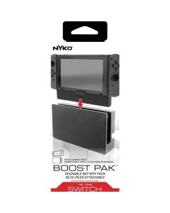 Boost Pack till Nintendo Switch, Batteripack, Powerbank, NYKO